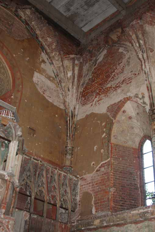 The bombed cathedralphoto by Morgan Thomas