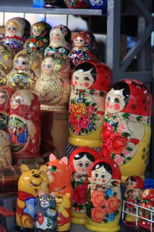 Yes, they are still selling and making these classic dolls, the Matryoshka.