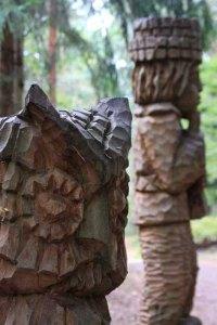 WHlo owl and Inca man lighter 07.31.05